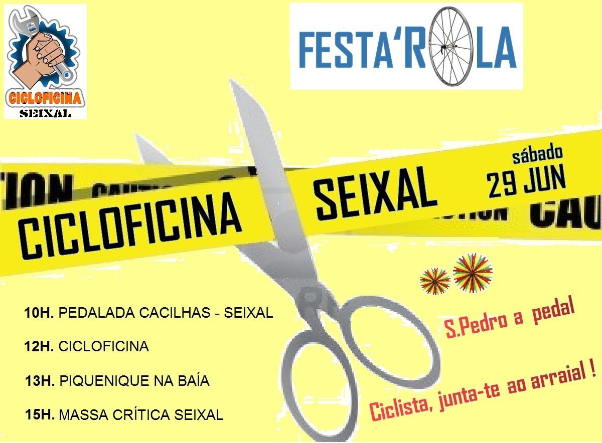 CicloficinaSeixal-FestaRola2013