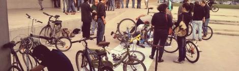 1ª Cicloficina da UA